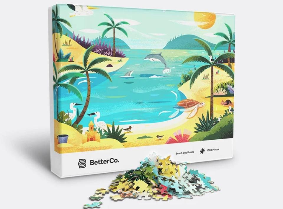 Beach Day from BetterCo.