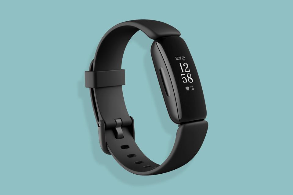 A promo image of the Fitbit Inspire 2.