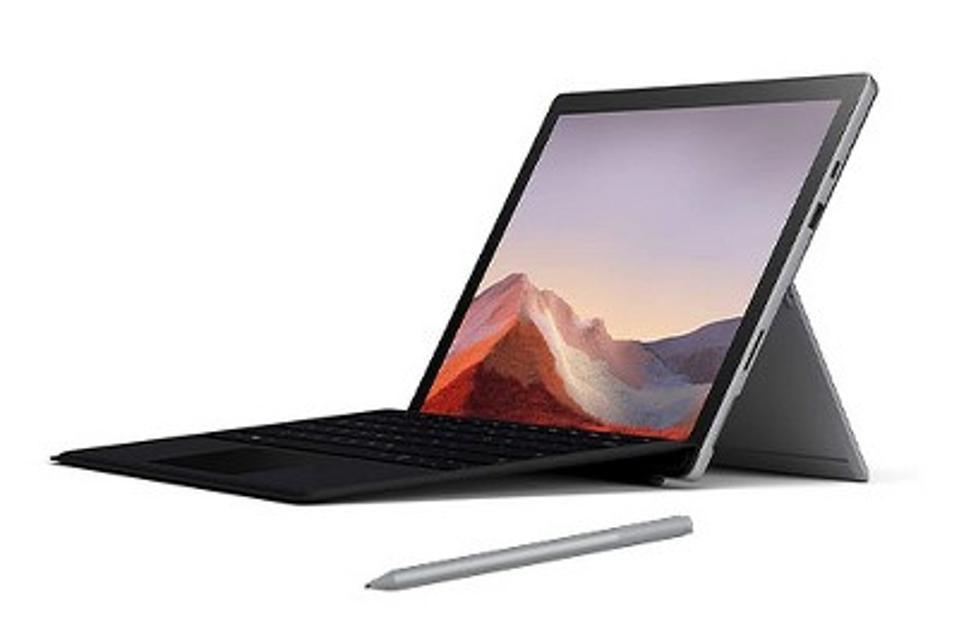 Microsoft Surface Pro 7 12.3″ Intel Core i5 8GB RAM 128GB SSD Platinum