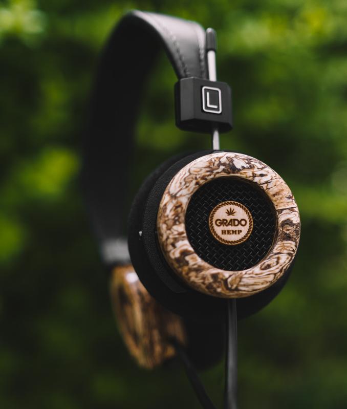 Grado The Hemp Headphone Limited Edition