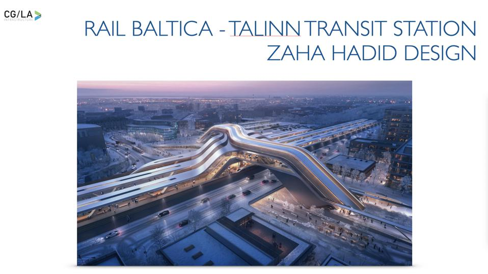 Value Capture in Transit - Rail Baltica