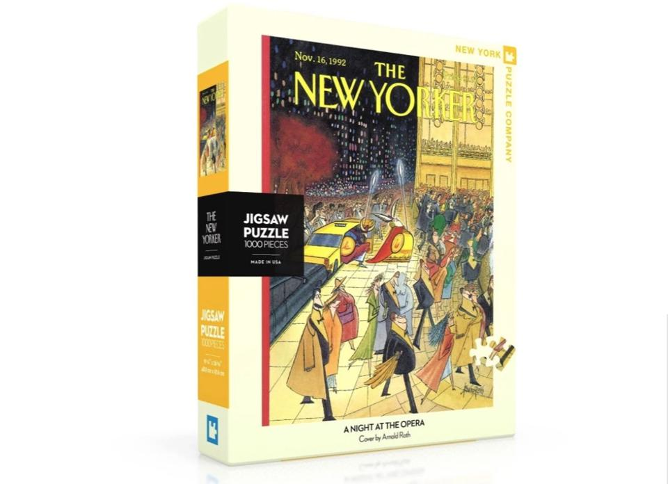 A Night at the Opera from New York Puzzle Company