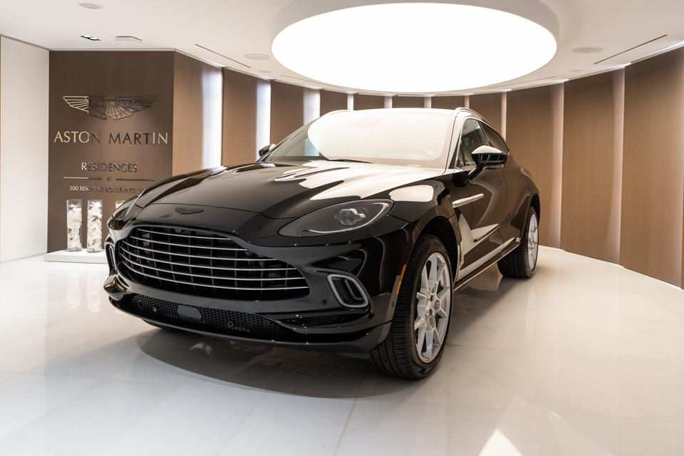 Buy An Aston Martin Residence Get A Limited Edition Dbx Suv