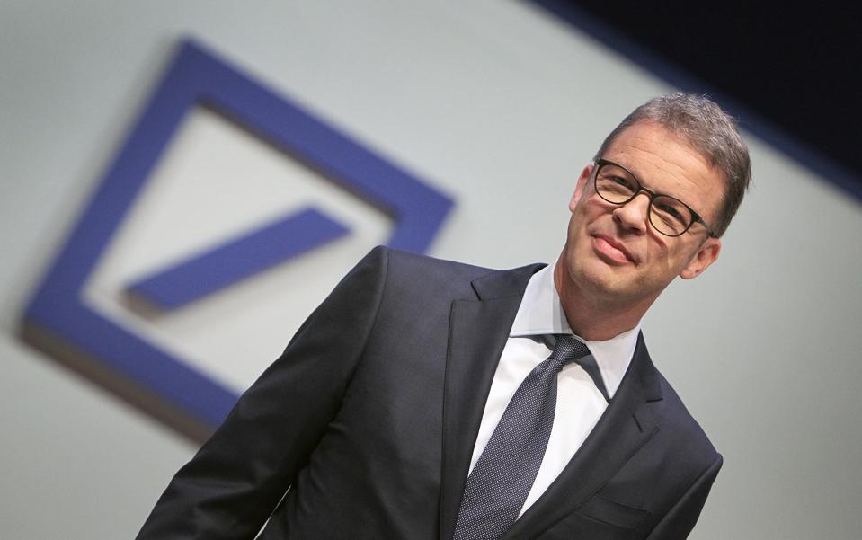 GERMANY-BANKING-DEUTSCHE-BANK-AGM