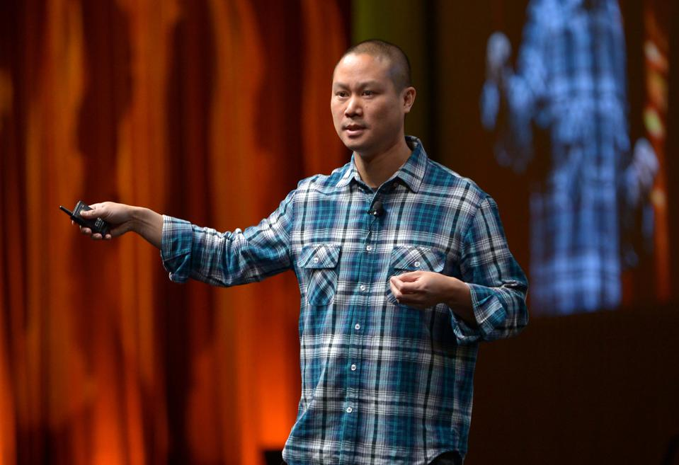 CinemaCon 2014 - Delivering Happiness: Tony Hsieh, CEO Zappos.com Talks Customer Service, Company Culture And Community