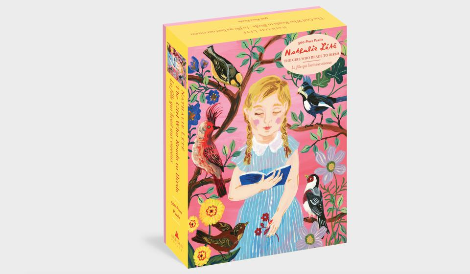 The Girl Who Reads to Birds from Artisan Books