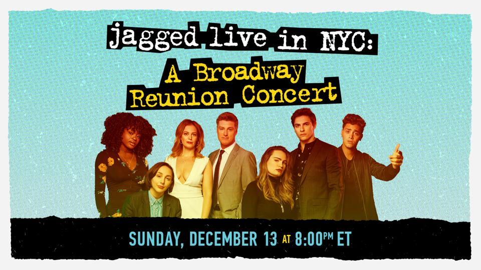 Jagged Live in NYC features performances from the Broadway show Jagged Little Pill