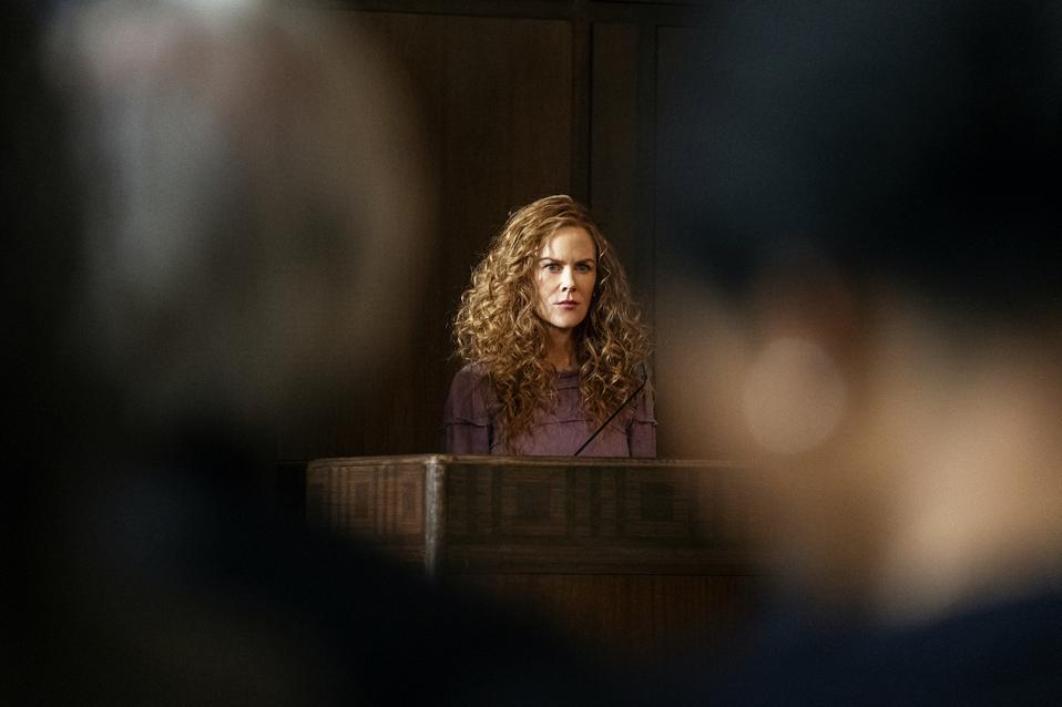 Nicole Kidman in 'The Undoing' on HBO.