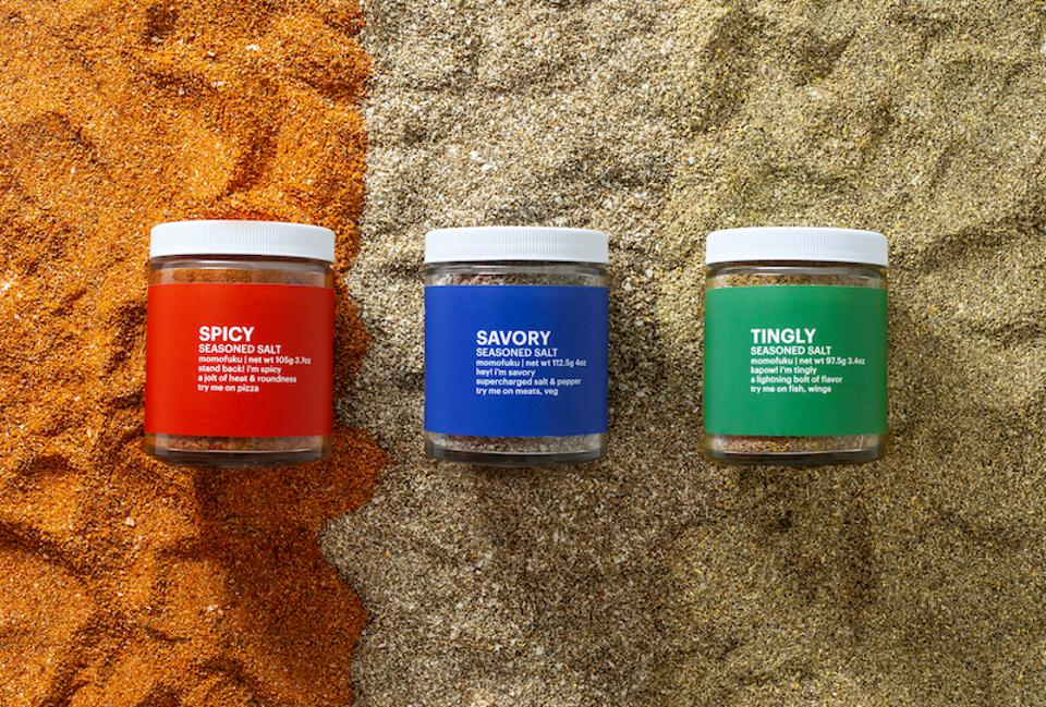 Momofuku Seasoned Salts