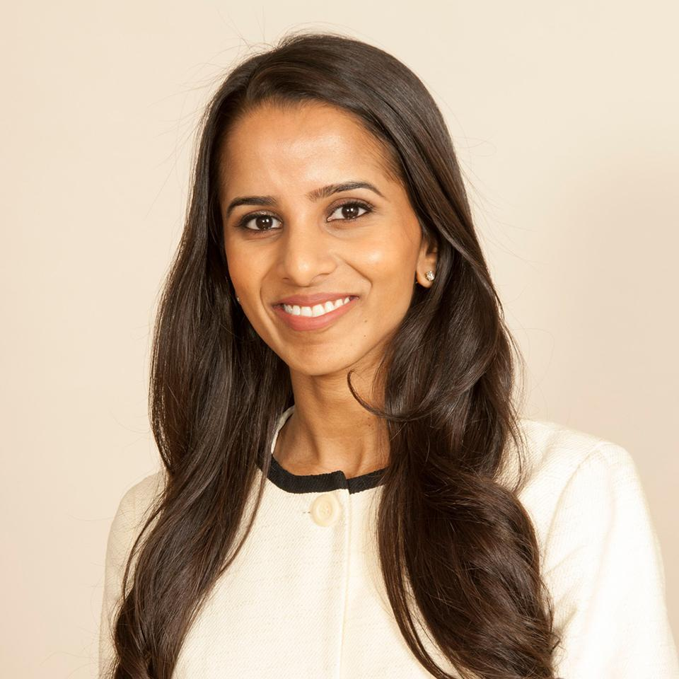 Prakriti Gaba, a member of our 30 Under 30 Healthcare list, is a frontline healthcare worker during the Covid-19 crisis.