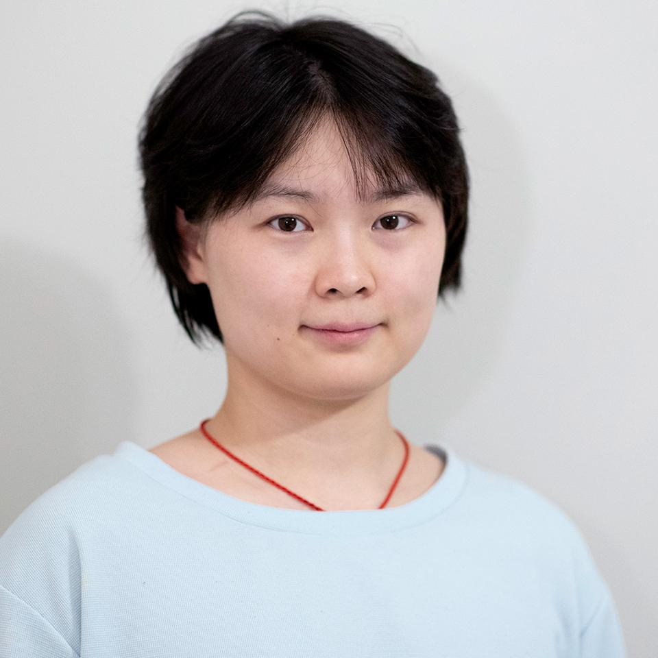 Yiran Yang, a PhD candidate at the California Institute of Technology, coauthored a study about a potential new at-home test for Covid-19 made from laser-engraved graphene.
