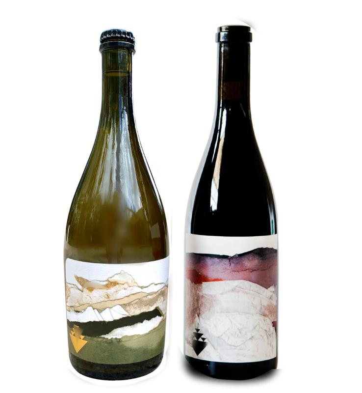 Rae Wilson's new line, La Valentía, features a traditional method sparkling Chenin Blanc and a gorgeous Carignan blend.