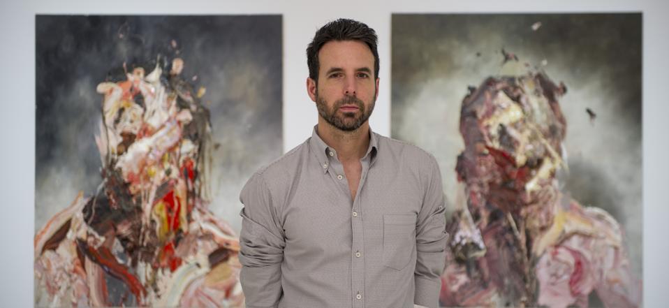 Artist Antony Micallef Solo Exhibition 'Raw Intent'