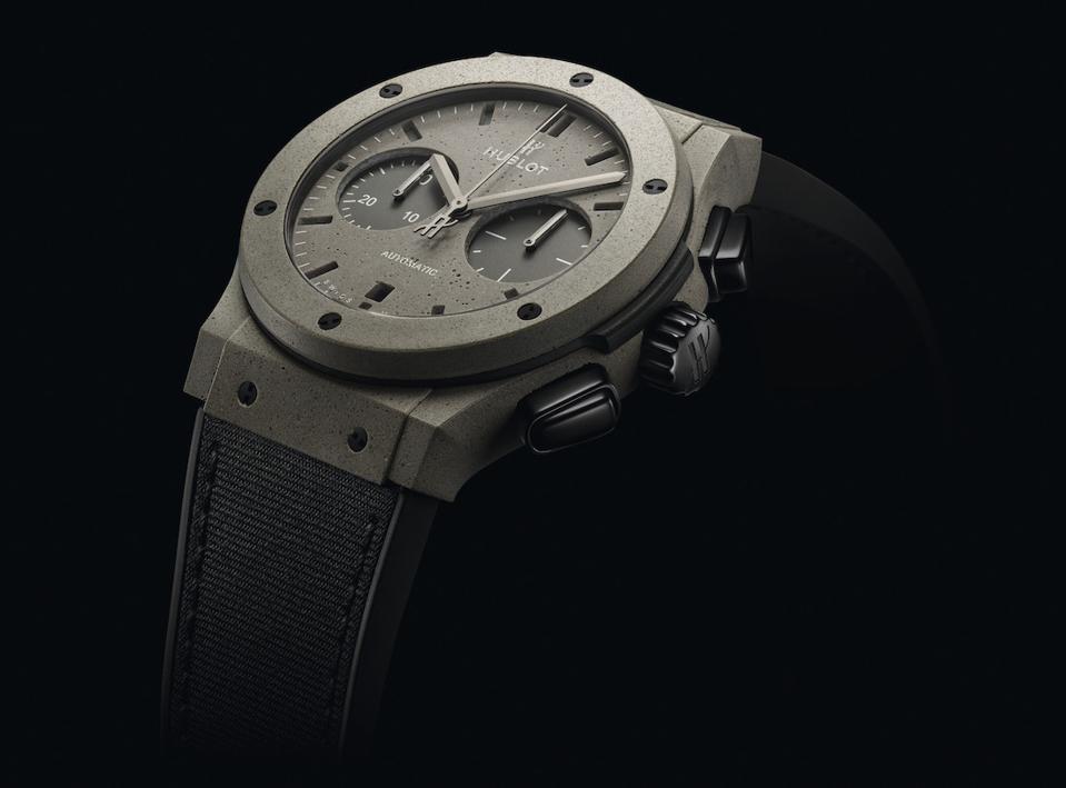 Hublot Classic Fusion Concrete Jungle watch