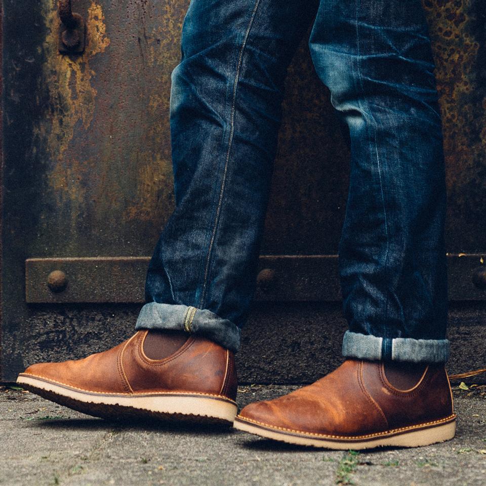 red wing shoes weekender chelsea