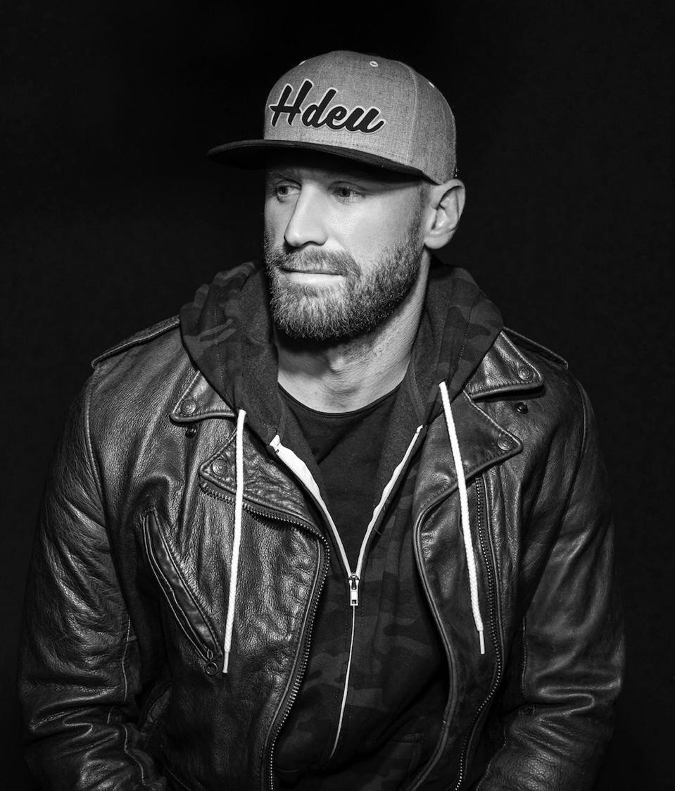 Singer/songwriter Chase Rice