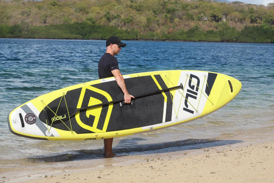 One of GILI Sports paddelboards