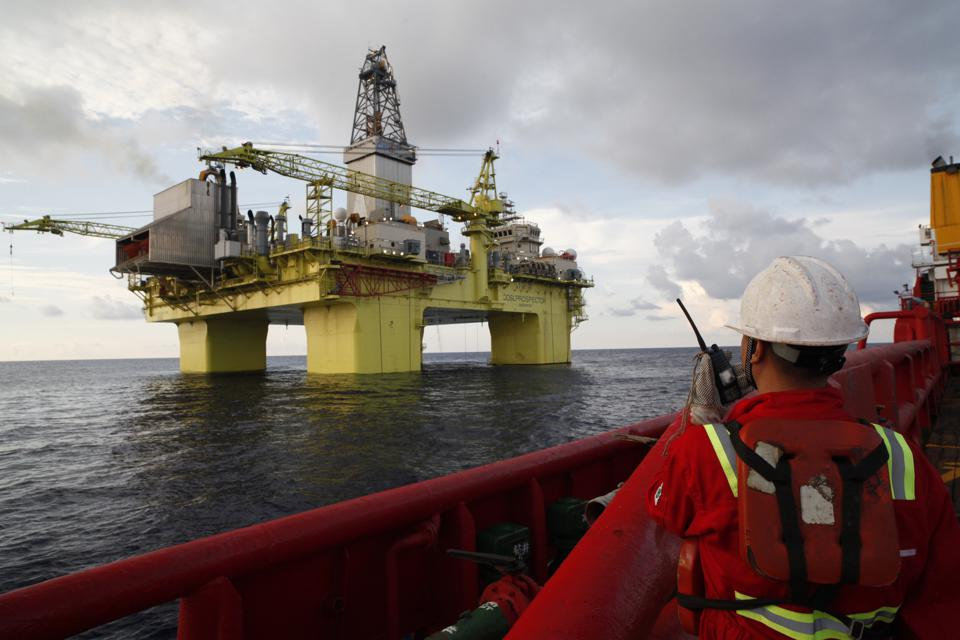 #CHINA-SOUTH CHINA SEA-DRILLING PLATFORM-OPERATION (CN*)