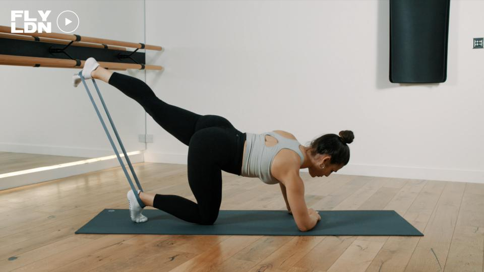 At-home workouts by Fly LDN