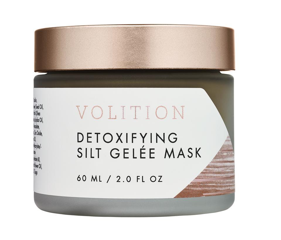 Detoxifying silt mask by Volition