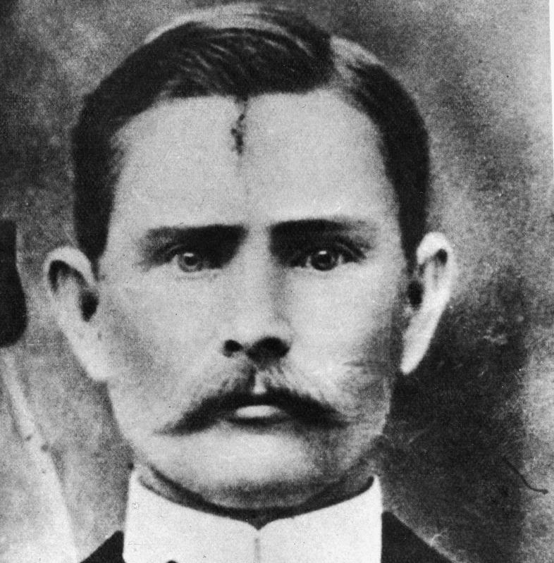 Jesse James, outlaw, criminal, La Panza Ranch, California