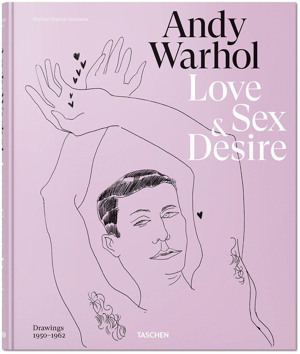 ″Andy Warhol: Love, Sex, and Desire″ book