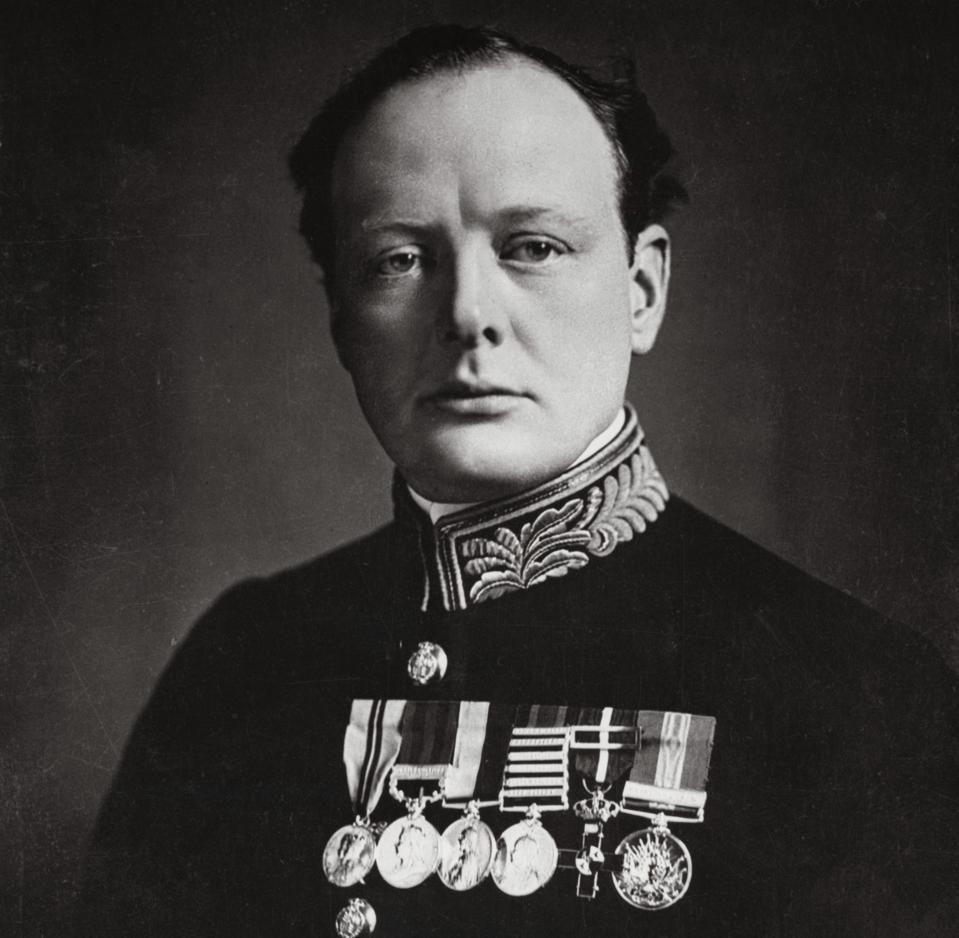 Winston Churchill as First Lord of the Admiralty in WWI transformed the Royal Navy by converting them to oil-powered ships