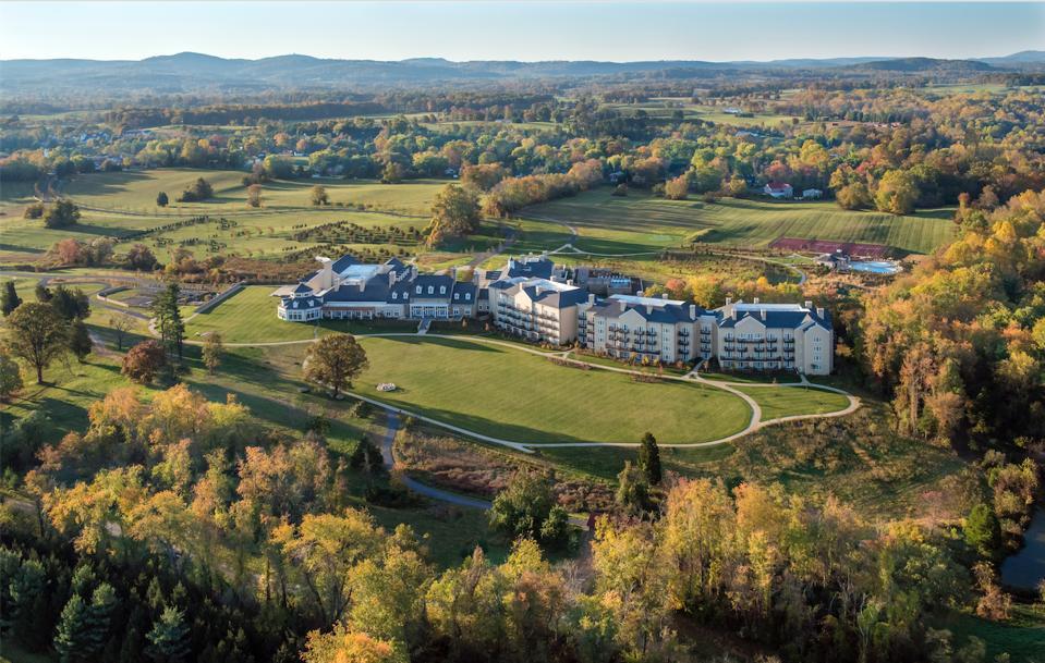 Sheila Johnson, Salamander Resort & Spa, Middleburg, Virginia, Residences at Salamander