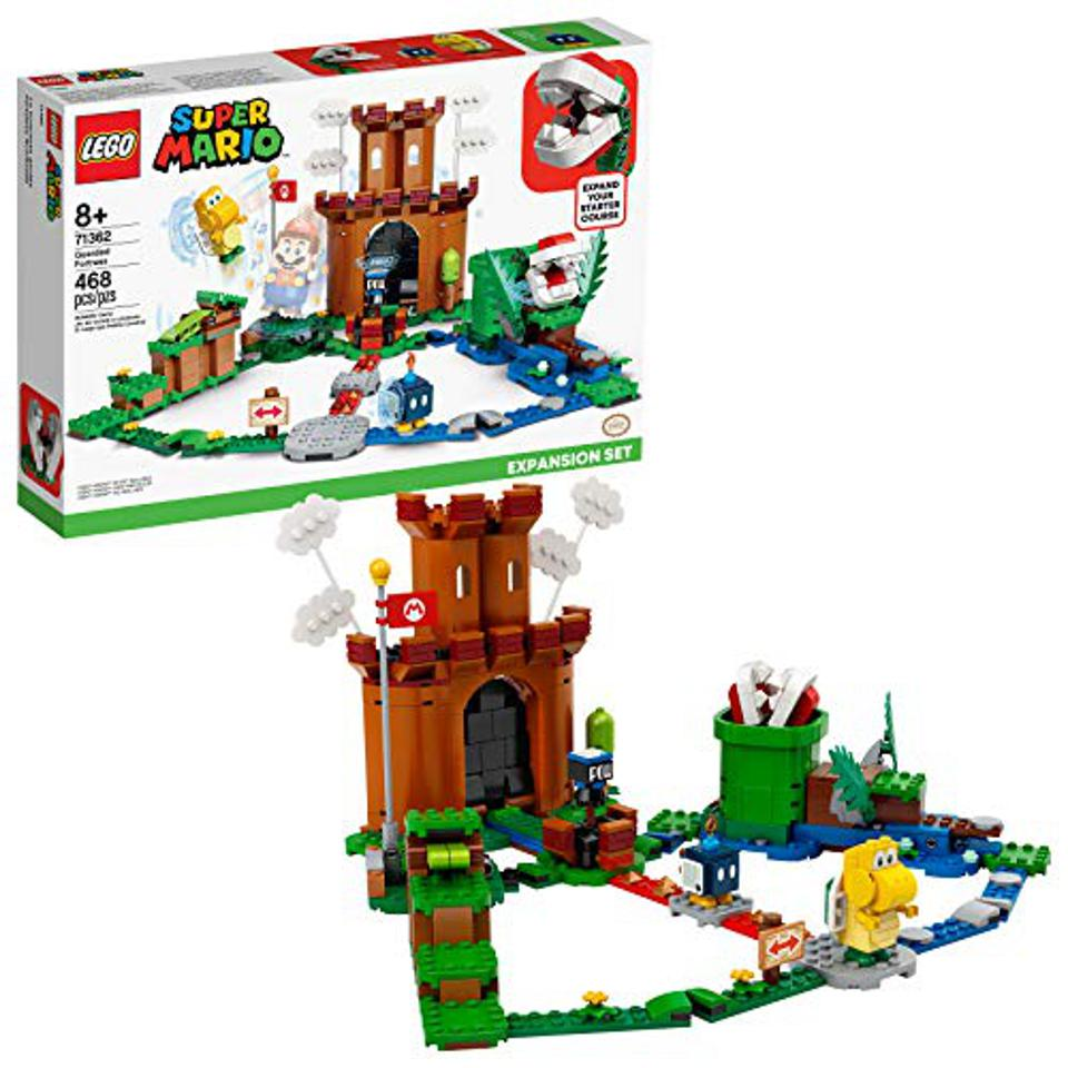 LEGO Super Mario Guarded Fortress Expansion Building Kit