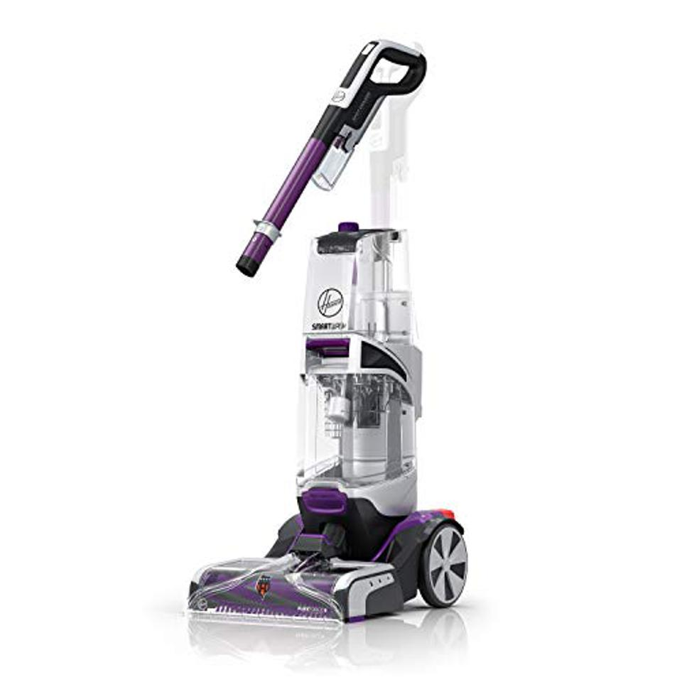 Hoover SmartWash Automatic Carpet Cleaner with Spot Chaser Stain Remover Wand