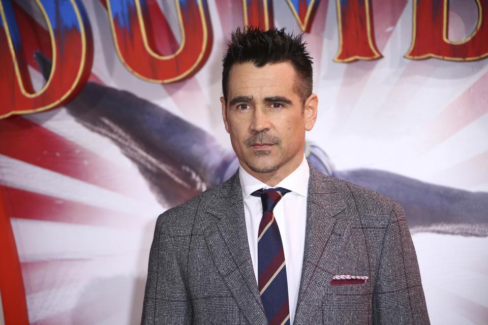Britain Dumbo Premiere