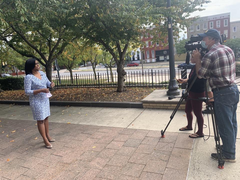 Sonja Santelises, superintendent of Baltimore City Public Schools