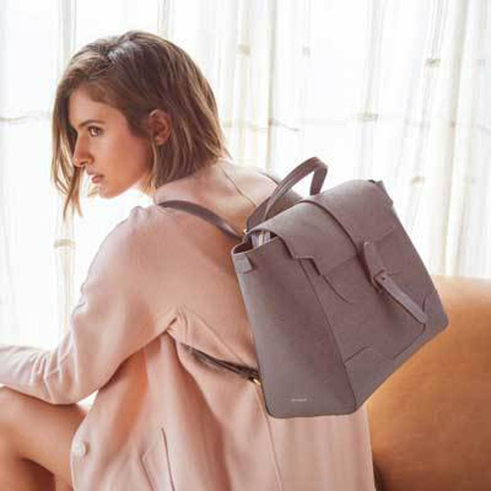 Senreve Leather Handbags Made in Italy