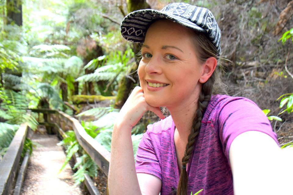 Meg Jerrard co-founder of Solo Female Travelers