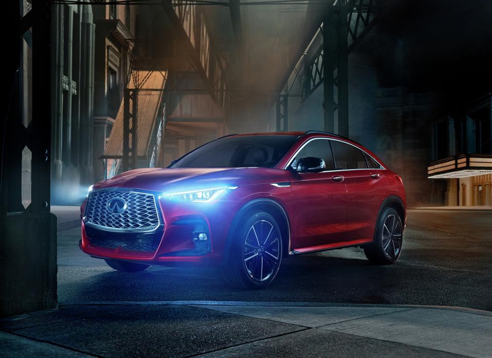 2022 Infiniti QX55: Everything You Need To Know