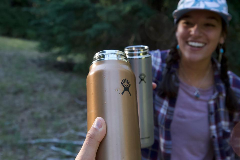 Hydro Flask giving tuesday