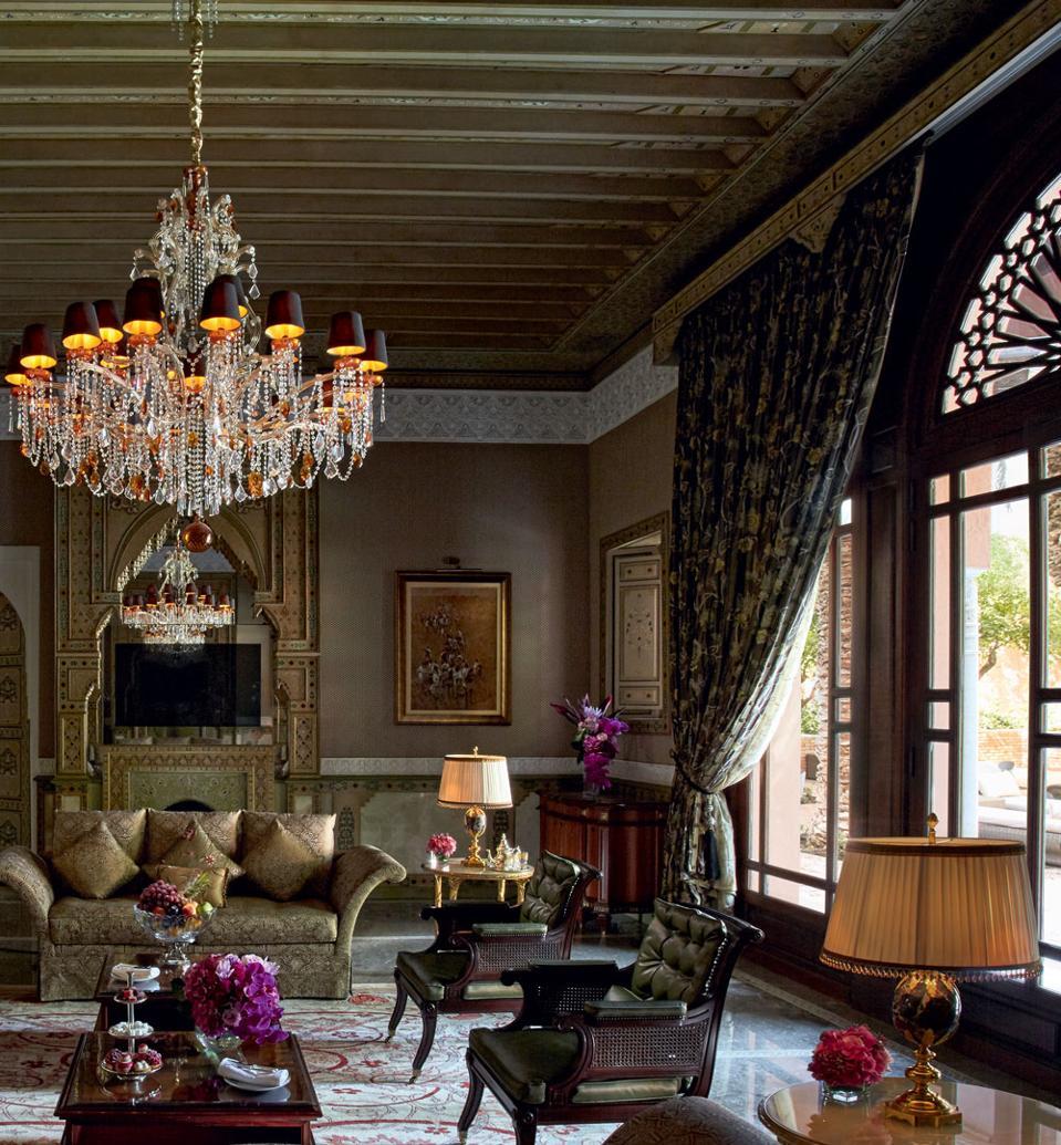 GrandRiadat Royal Mansour, Marrakech