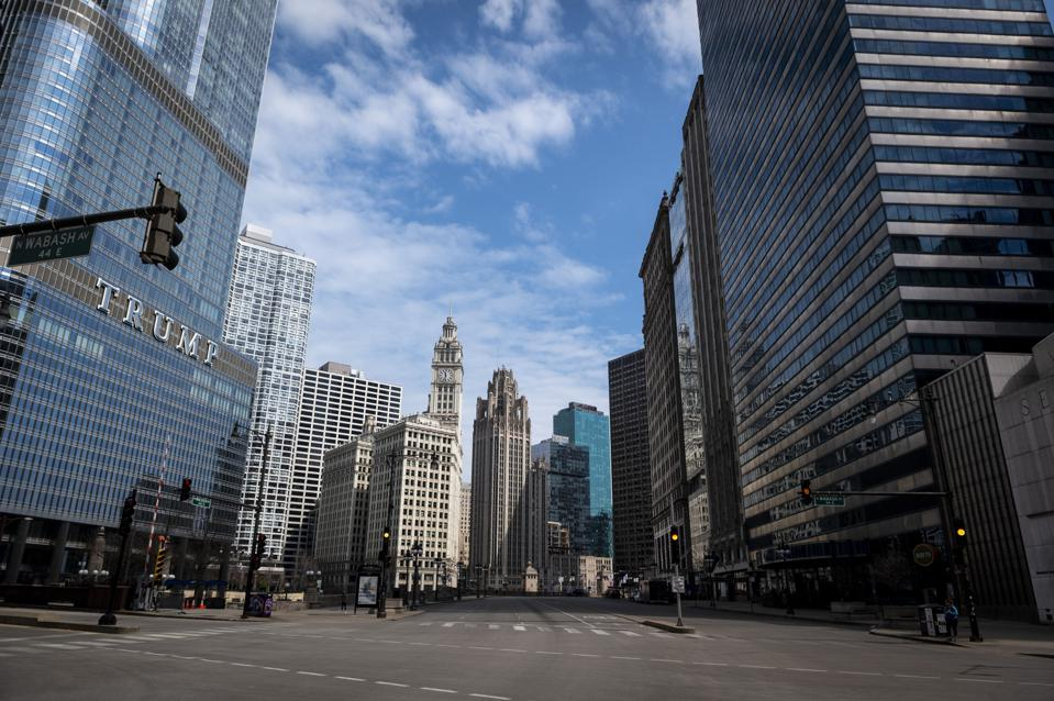 Chicago Extends Stay At Home Orders As Covid-19 Peak Expected In Coming Weeks
