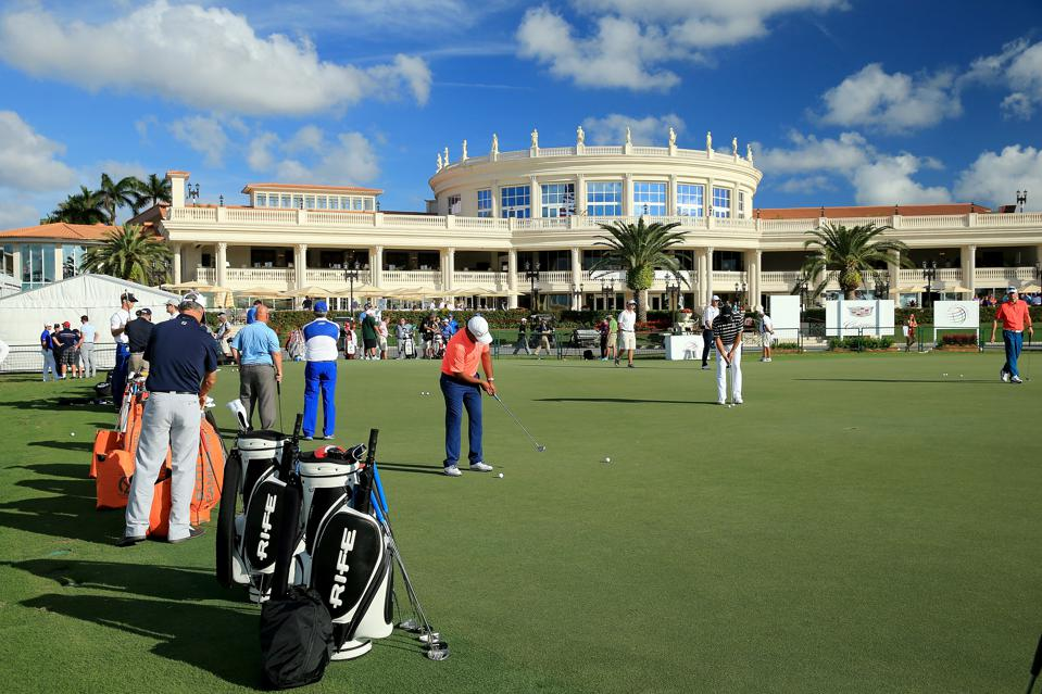 World Golf Championships-Cadillac Championship - Preview Day 2