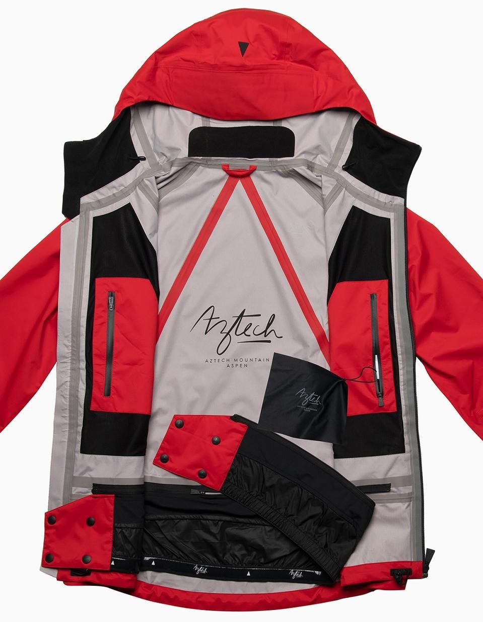 Aztech Mountain ski jacket