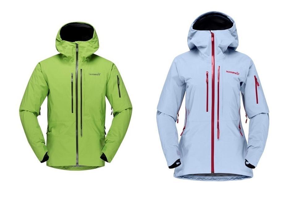 Norrona ski jackets