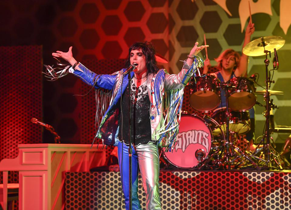 The Struts Perform At The Warfield