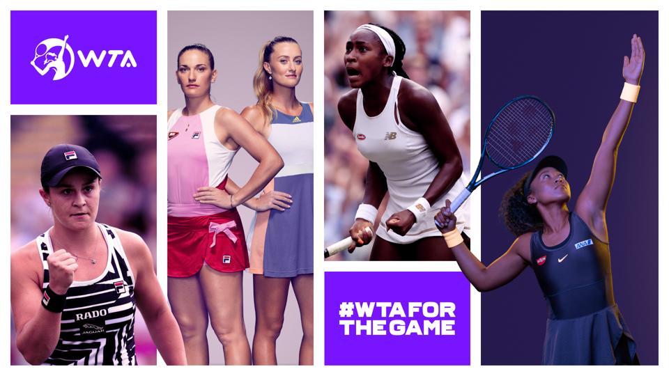 WTA new logo
