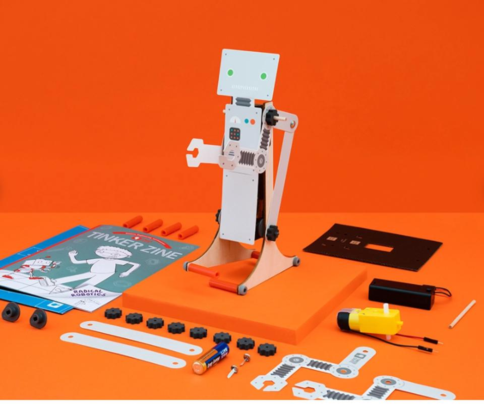 KiwiCo STEM subscription box sends everything a kid needs for a cool project or experiment.