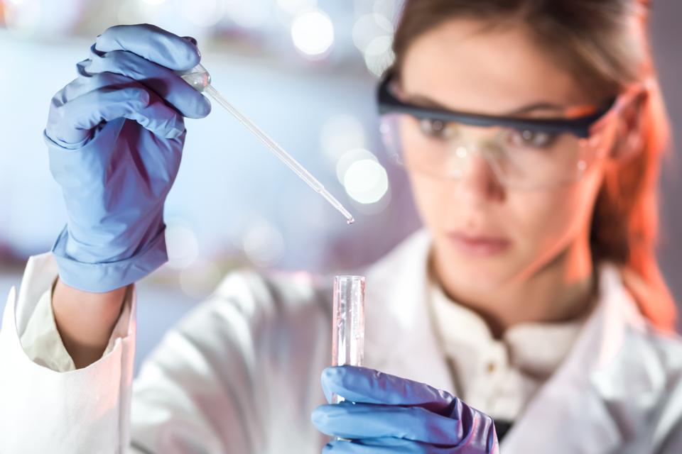 disruptive technology to cure cancer SAP HANA