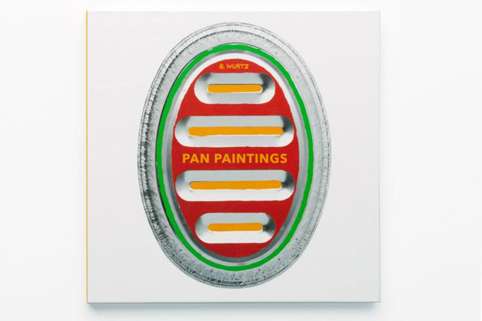″B. Wurtz: Pan Paintings″ book