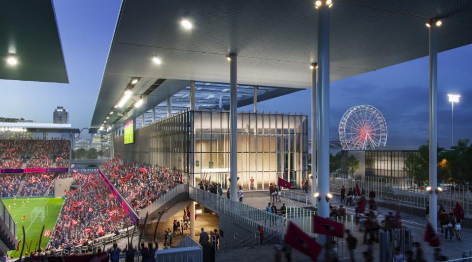 St. Louis City SC Stadium
