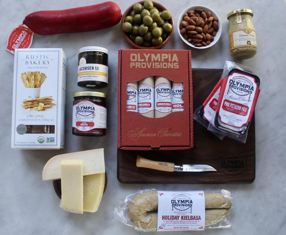 Olympia Provisions Grand Charcuterie Experience
