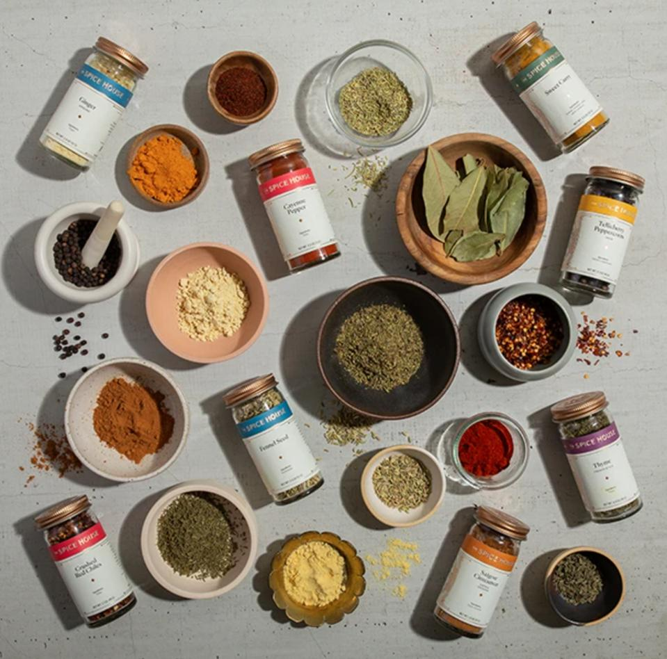 The Spice House Essential Spices Collection