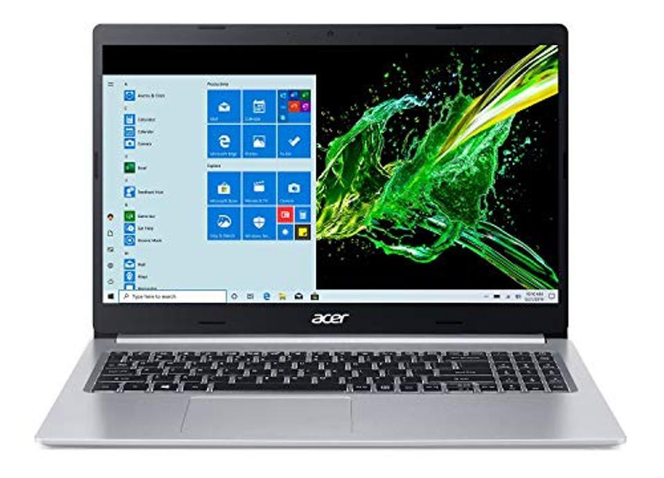 Acer Aspire 5 Pantalla Full HD de 15,6 ″, Intel Core i3, 4 GB, SSD de 128 GB